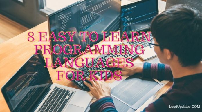 8 Easy To Learn Programming Languages for Kids